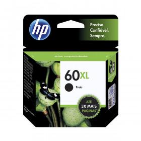 CARTUCHO HP 60XL PRETOP.N.: CC641WB