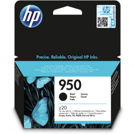Cartucho de Tinta HP 950 Officejet Preto