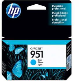 CARTUCHO HP 951 OFFICEJET CIANO P.N.: CN050AL