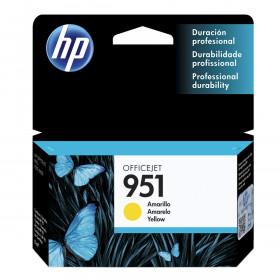 CARTUCHO HP 951 OFFICEJET AMARELO P.N.: CN052AL