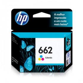 CARTUCHO HP 662 COLOR P.N.: CZ104AB