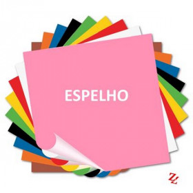 PAPEL DOBRADURA ESPELHO 50X60 CORES DIVERSAS