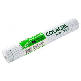 PLASTICO ADES TRANSP 70MICRA COLACRIL 2235 / Cada 1 Metro
