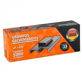 GRAMPO GALVANIZADO 26/6 C/5000 JOCAR 93010