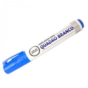 CANETA MARCADOR P/QUADRO BRANCO TINTA AZUL 96020