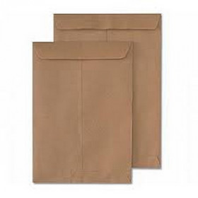 ENVELOPE SACO KRAFT NATURAL 33 229X324 29.0171-3