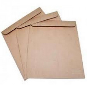 ENVELOPE SACO KRAFT NATURAL 34 240X340 29.0167-5 (BI C/10 EN)