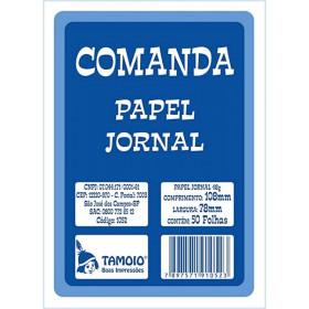 COMANDA JORNAL 8X11 50FL 1052