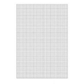 PAPEL ALMACO QUADRICULADO 0,5X0,5 1728 (EM C/10 FL)