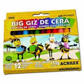 GIZ DE CERA 12COR 9111 (GIZAO)
