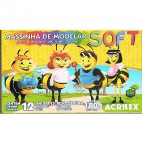 MASSA MODELAR SOFT 12COR 7312
