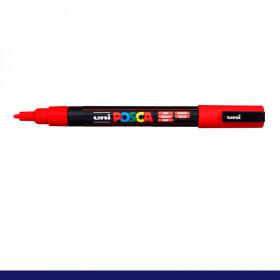 Caneta Posca 3M - 1,3mm / Vermelho