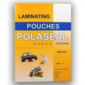 PLASTICO POLASEAL 220X307X0.05 125MICRAS (PT C/100 UN)