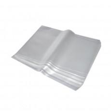 SACO PLASTICO CRISTAL 15X30 0.06 (APROX 370 P/KG) / Cada 1 Kilo