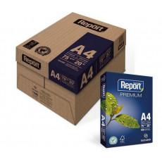 PAPEL SULFITE A4 210X297 75G BR REPORT (PT C/500 FL)