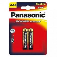 PILHA ALC AAA POWER PALIT LR03XAB/2B (CA C/2 UN)