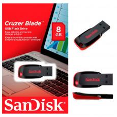 PEN DRIVE SANDISK USB 2.0 8GB PT SDCZ50-008G-B35